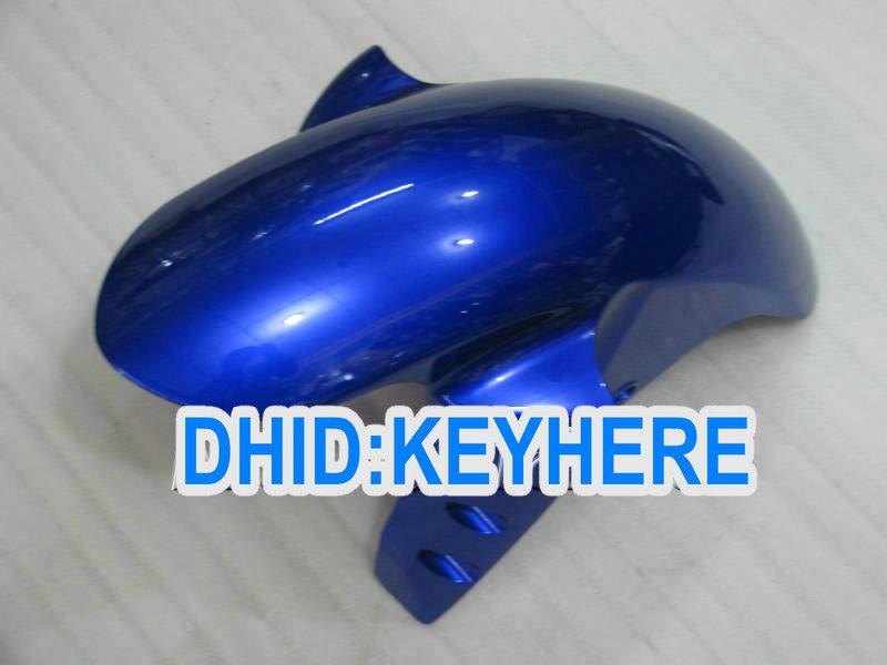 1 세트 진한 파란색로드 YAMAHA 용 Motorcycel 페어링 키트 2003 2003 YZF R1 YZF-R1 YZFR1 02 03 차체