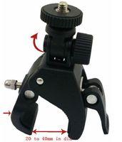головка видео штатива оптовых-Велосипед Велосипед мотоцикл руль крепление штатив для цифровой камеры видео 360 градусов поворотная головка