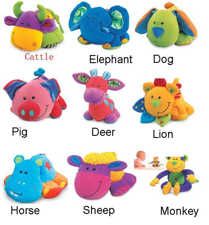 Wholesale Baby Toys : Best wholesale tolo animal designs baby toys hot shopping