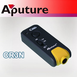 Remoto dslr online-Aputure Combo Infrared + Cable Controllo dell'otturatore remoto Rilascio CR3N per Nikon DSLR D5000, D5100, D7000