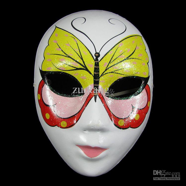 Types of Chinese Masks