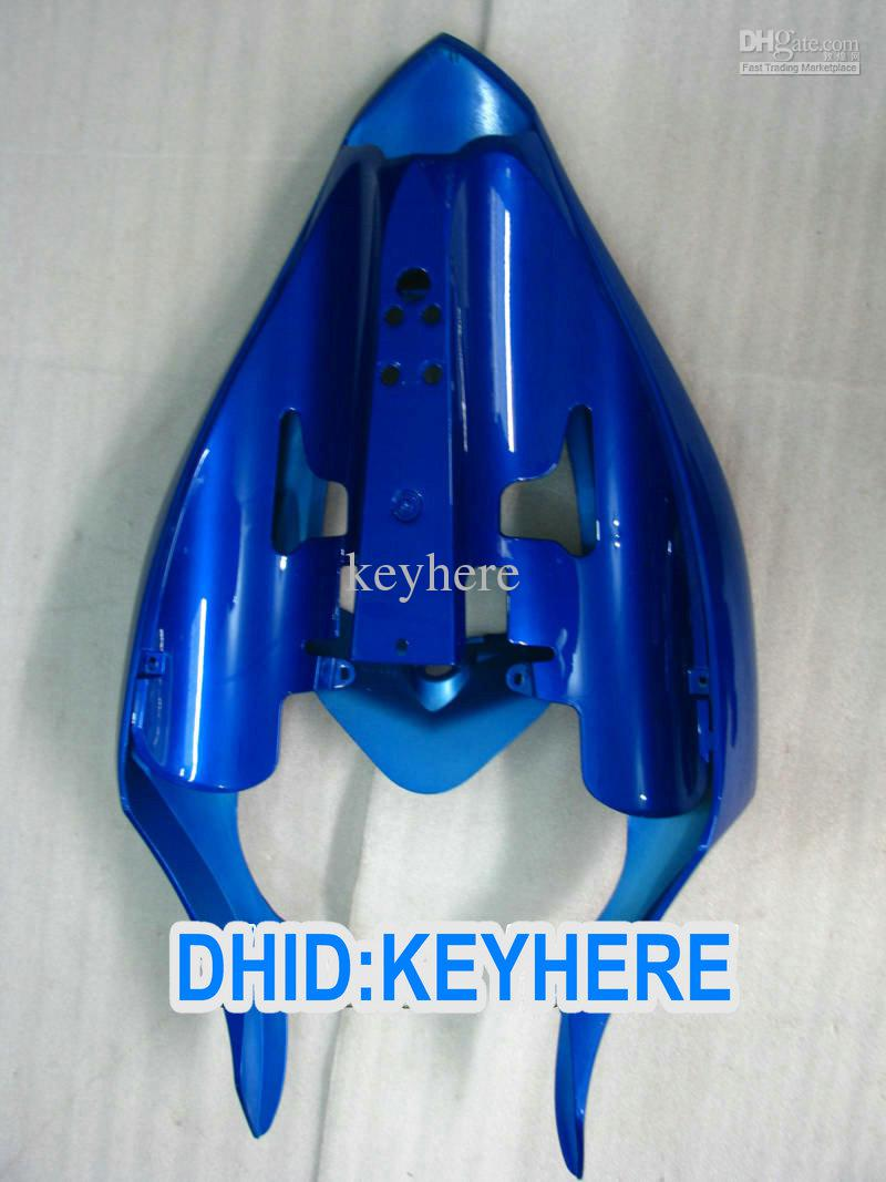 YAMAHA YZF-R1 용 다크 블루로드 페어링 키트 2004 2005 2006 YZF R1 2004-2006 YZFR1 04 05 06 BODYKIT