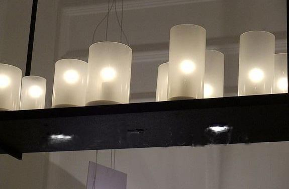 Moderne Led Lampe Kevin Reilly Autel Bougie Pendentif shQrtdxC