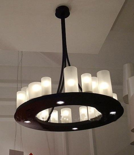 fumat led candle chandelier kevin reilly altar light modern glass pendant lamp kevin reilly design living room bar hotel office light hanging lighting