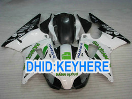 Kit de carenado Hannspree blanco YNL84 para YAMAHA YZF-R1 98 99 YZF R1 1998 1999 YZFR1 98-99 carenados