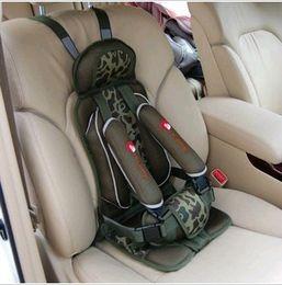 Assento de carro portátil do bebê, assento de segurança do bebê do carro, assento do curso do bebê de 6 meses a 60 meses (9-18kg)