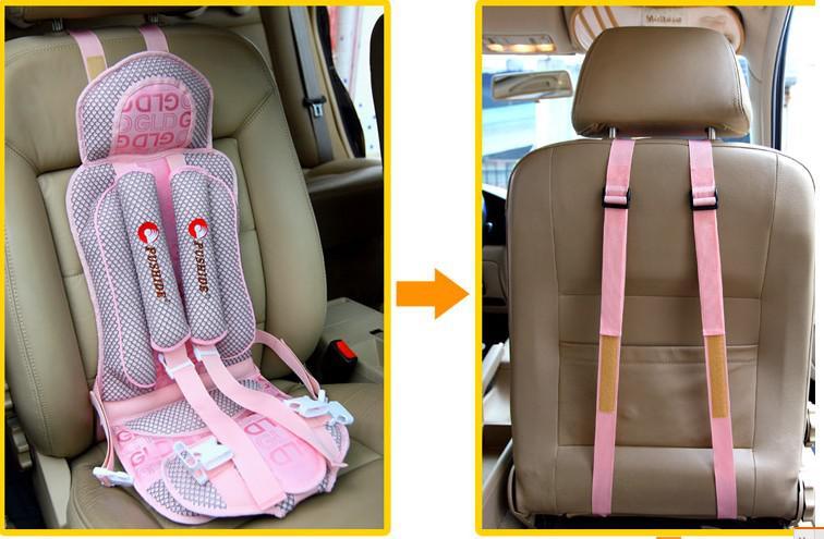 مقعد السيارة الطفل المحمولة ، مقعد السيارة سلامة الطفل ، مقعد السفر الطفل من 6 أشهر إلى 60 شهرا 9-18 كجم