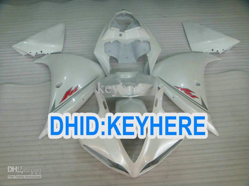 YNL100 full set fairing kits for YAMAHA 2009 2010 2011 YZF-R1 YZF R1 YZFR1 09 10 11 YZF1000 bodywork