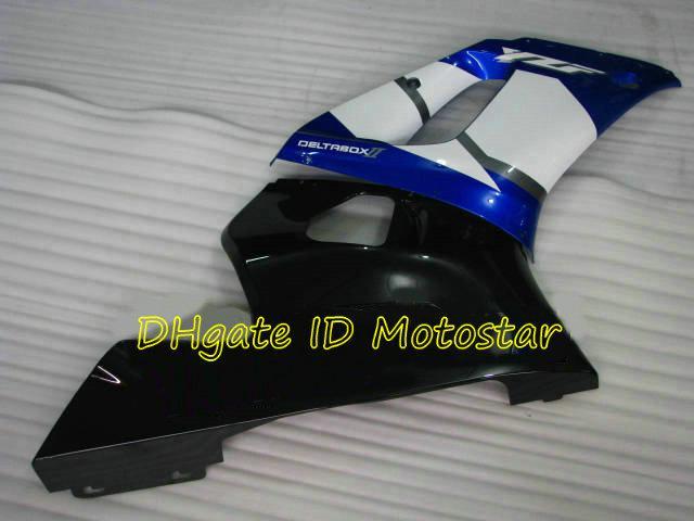 Kit de carénage corporel 698BL pour Yamaha YZF R6 1998 1999 2001 2002 YZF-R6 YZFR6 600 98 99 00 01 02