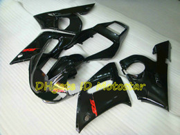 Yamaha Yzf r6 99 online shopping - red in gloss black fairing kit FOR YAMAHA YZF R6 YZF R6 YZFR6