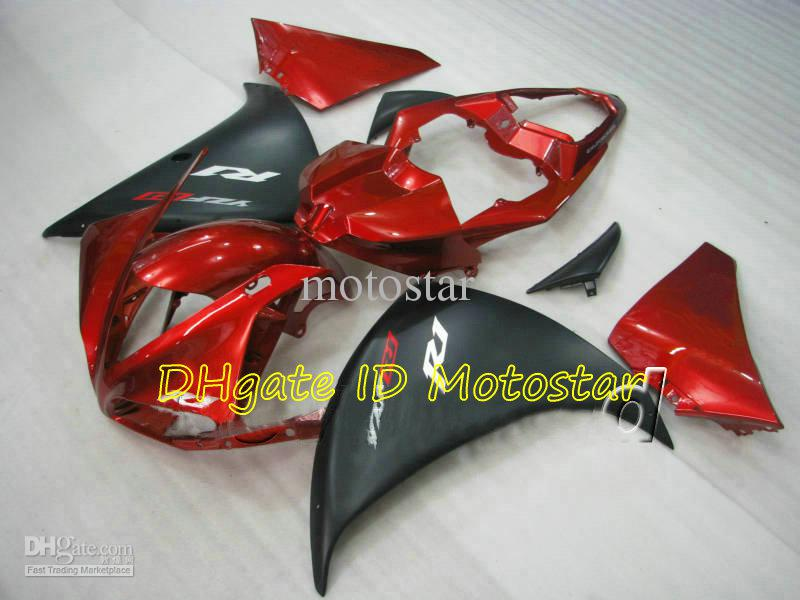 3 in 1 fairing kit FOR YAMAHA YZF R1 2009 2010 2011 YZFR1 09 10 11 YZF 1000 YZF1000 bodywork