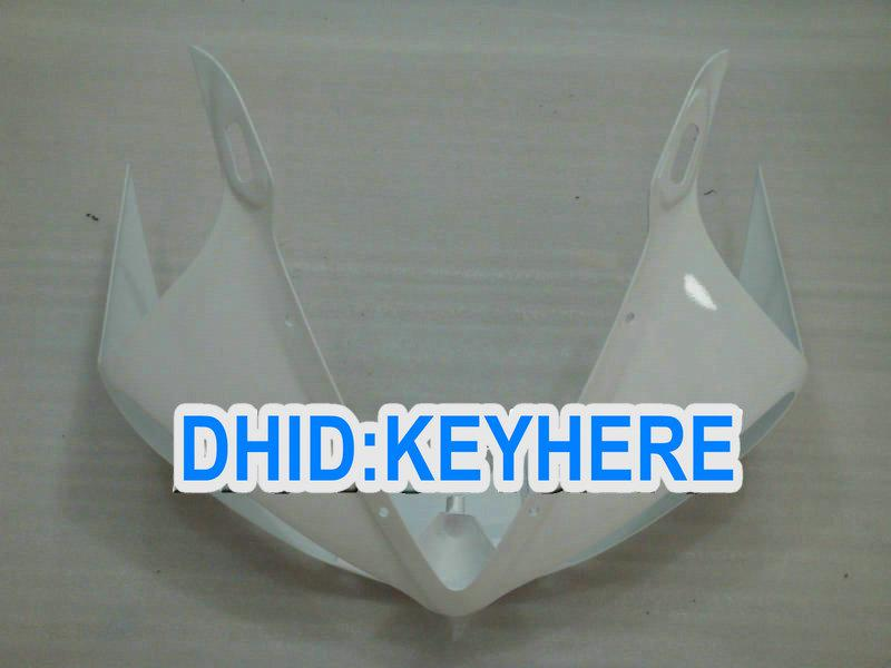 All Pearl White ABS Fairing-kits voor Yamaha 03 04 YZFR6 2003 2004 YZF-R6 03 04 YZF R6 Carrosserieonderdelen