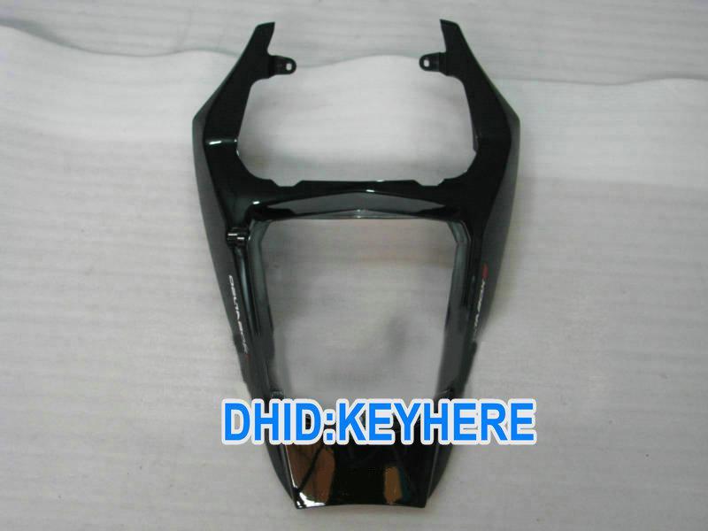 ヤマハYZF R6 2003 2004 YZF-R6 03 04 yzfr6 03 04のためのシニマットブラックカスタムオートバイフェアリングキット