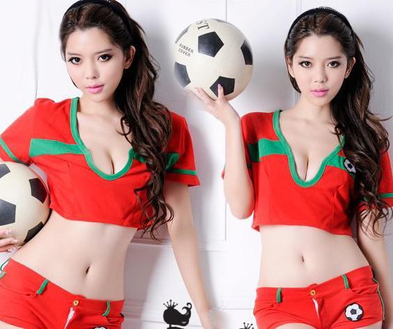 76 porristas del futbol mexicano 2 - 4 10
