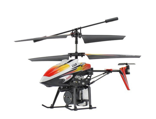 best selling New water jet aircraft in V319 3.5-channel remote control airplane helicopter gyro aircraft