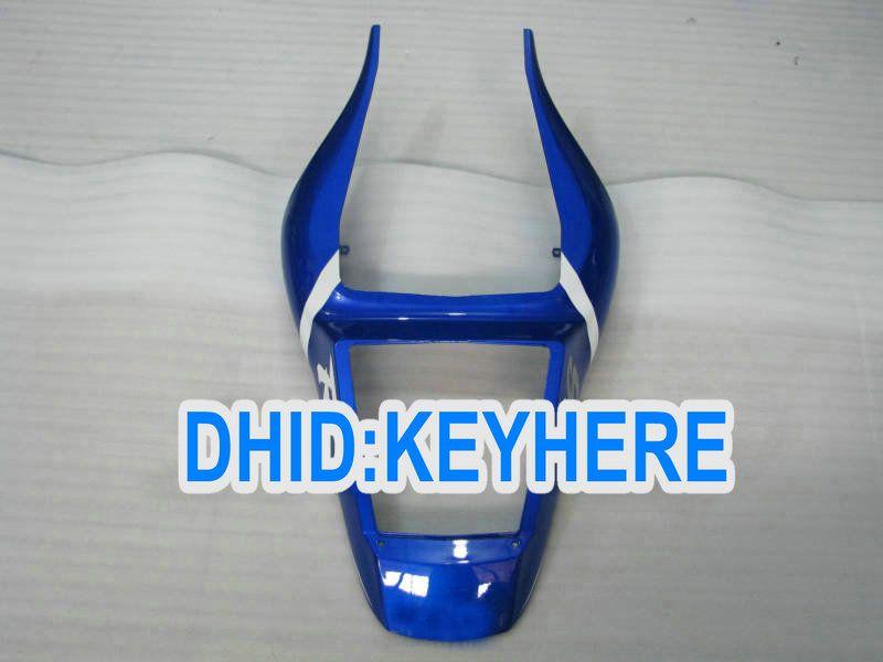 Kit de carenado ABS azul personalizado para YAMAHA YZF R6 1998-2002 YZF-R6 98 99 00 01 02 YZF R6 piezas de carrocería