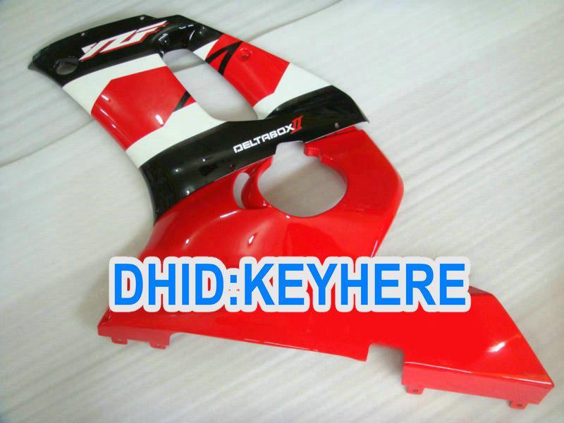 YNL190 RED Racing Verkleidungskit für YAMAHA YZF R6 1998-2002 YZF-R6 98 99 00 01 02 YZF600 Karosseriesatz