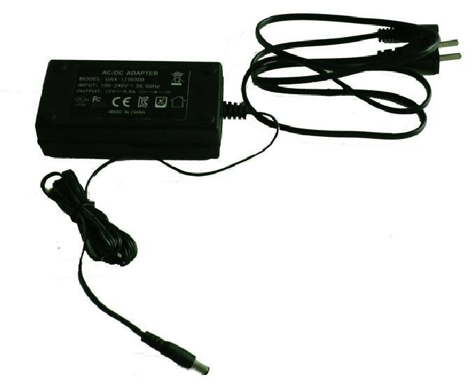 백업 배터리 출력 12V 1A 모든 지문 인식 출퇴근 또는 출입 통제에 적합