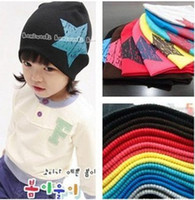 Wholesale Cool Korean Boy - Top !Children's Caps & Hats new arrivel ,baby cap childrens' hat knitted cap Korean banbina cool