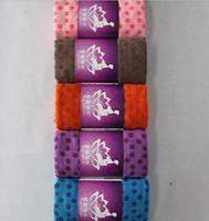 toalha de esteira de ioga antiderrapante venda por atacado-Durável antiderrapante Anti deslizamento Yoga Toalha Mats Fitness Exercício Cobertor, toalhas de yoga