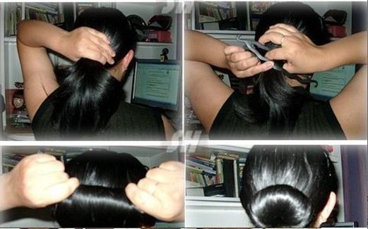 Ny!! Magic Hair Roller Smycken Twist Style DIY Maker Tools Hårtillbehör (inget papperskort) .160pcs