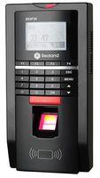 parmak izi erişim zamanı katılım toptan satış-2-in-1 Biyometrik Parmak Izi Erişim Kontrolü + Zaman Katılım Kaydedici Saat Cihazı SISTEMI Siyah