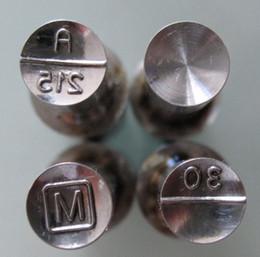 Wholesale Tablets Press Machine - Mould punch   single punch tablet press machine,custom with stamp die set
