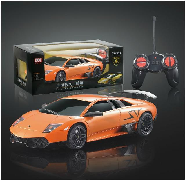 Lamborghini Remote Control Toy Car 1:24 Rechargeable