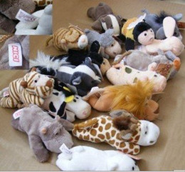 Wholesale Stuffed Animal Nici - GH NICI Fridge Magnet Stuffed Animal refrigerator magnet plush doll