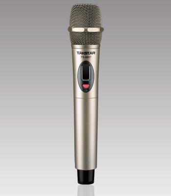 Hot UHF Wireless Takstar TS-8807 Micrófono inalámbrico de mano único No incluye receptor