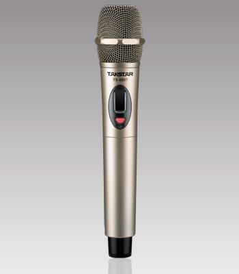 Hot UHF Wireless Takstar TS-8807 Single hand-held Wireless Microphone Not include receiver