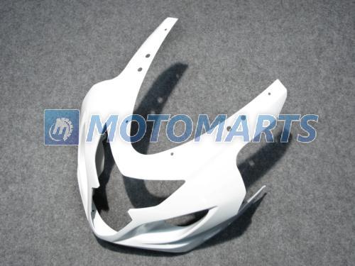 퓨어 화이트 페어링 키트 SUZUKI GSXR 600 750 K4 2004 2005 GSXR600 GSXR750 04 05 R600 R750