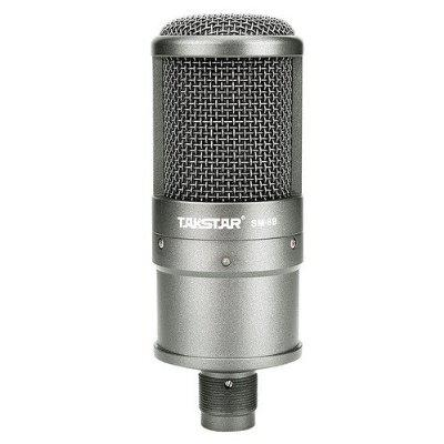 TAKSTAR SM-8B-S Condenser Microphone Broadcasting And Recording Microphone & Mic No Audio Cable HOT