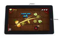 Tablet PC 10 pouces Z102 GPS Android 4.0 Zenithink ZT280 Cortex A9 1 GHz 512 Mo / 4 Go WiFi