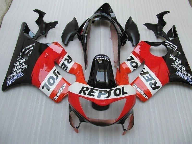 Motocykl Wróżki Zestaw do Honda CBR 600 F4 99 00 CBR600 F4 CBR600F4 1999 2000 części naprawy korpus