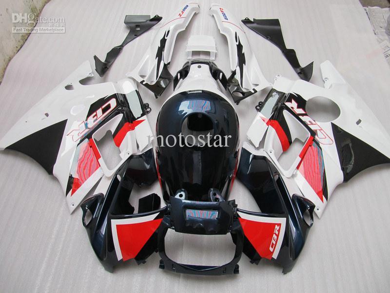 7 regalos kit de carenado ABS negro PARA Honda cbr 600 f2 1991 1992 1993 1994 CBR600 F2 91 92 93 94 # H2159