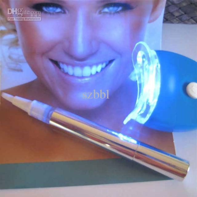 Teeth Whitening Pen Blue Light And Teeth Whitening Pen Dental Teeth Whitening Products Dentists Teeth Whitening From Szbbl 5 62 Dhgate Com