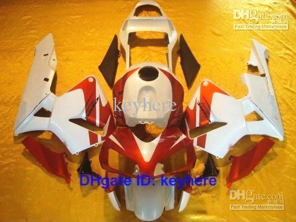 2003年の高品質フェアリングキットCBR600RR CBR 600RR 03 04オートバイアフターマーケットフェアリング