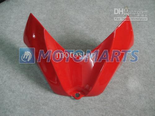 Kit de carénage de moto noir rouge pour Suzuki GSXR 600 750 k6 2006 2006 Moulage d'injection OEM GSXR600 GSXR750 06 07 R600 R750