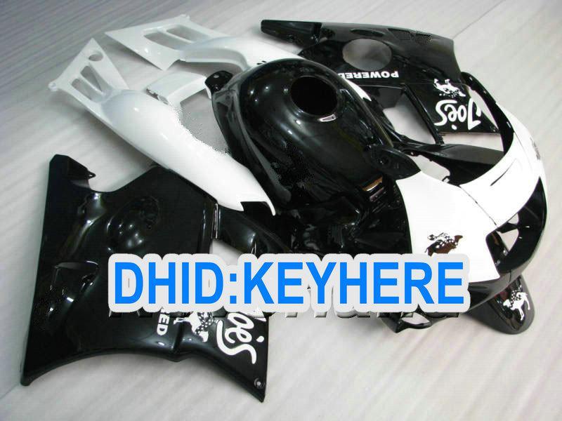 オートバイ赤ブラックホワイト超高品質ボディフェアリングキットCBR600 F2 1991 1991 1993 1994 1994 1994 1994 CBR 600F2 91 92 93 93 94