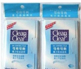 Wholesale Wholesale Face Blotting Papers - [BG064]CLEAN CLEAR Magic oil-absorbing sheet Powerful Oil Absorbing Blotting Face Paper 100Sheets