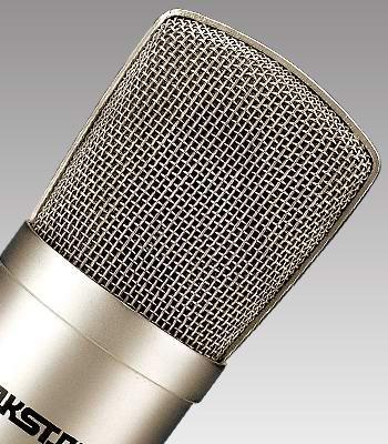 Takstar SM-16 Aufnahmestudios Mikrofon-Radiosendung versandkostenfrei mit Verkaufsverpackung