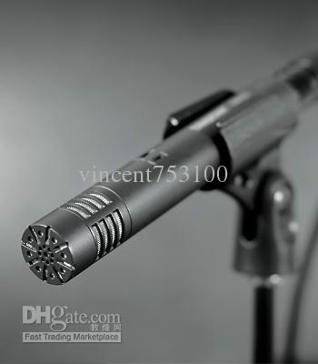 3 stks / partij TAKSTAR CM-63 Small-Diafragm Microfoon Professionele Condensor Registratie Microfoon / Mic