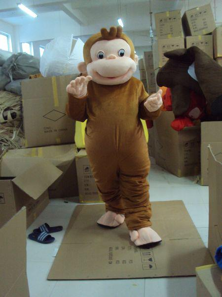 adult Curious george