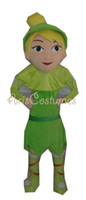 Wholesale Tinkerbell Mascot - tinkerbell mascot costume fancy dress cartoon characters party outfit