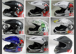 Wholesale Open Face Cross Helmet - rockstar cascos capacete motorcycle helmet ATV Dirt bike downhill cross off road motocross helmets DOT S ~ XL SIZE