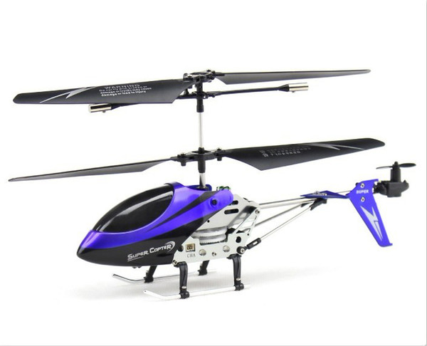 top popular 0755-16B mini remote control helicopter ultra stable resistance to throw money 2020