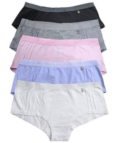 ZEEMAN Lady'S Baumwoll-Slip Frauen Unterhose mischen Auftrag