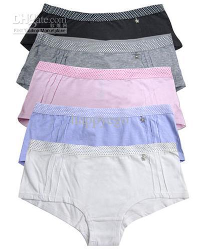 ZEEMAN Lady 'S cotton briefs 여성용 속옷 혼합 주문