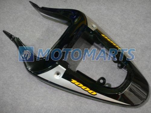 OEM 블랙 실버 페어링 키트 for 스즈키 GSXR1000 2000 2001 2002 K2 GSXR 1000 00 01 02 고품질 무료 선물